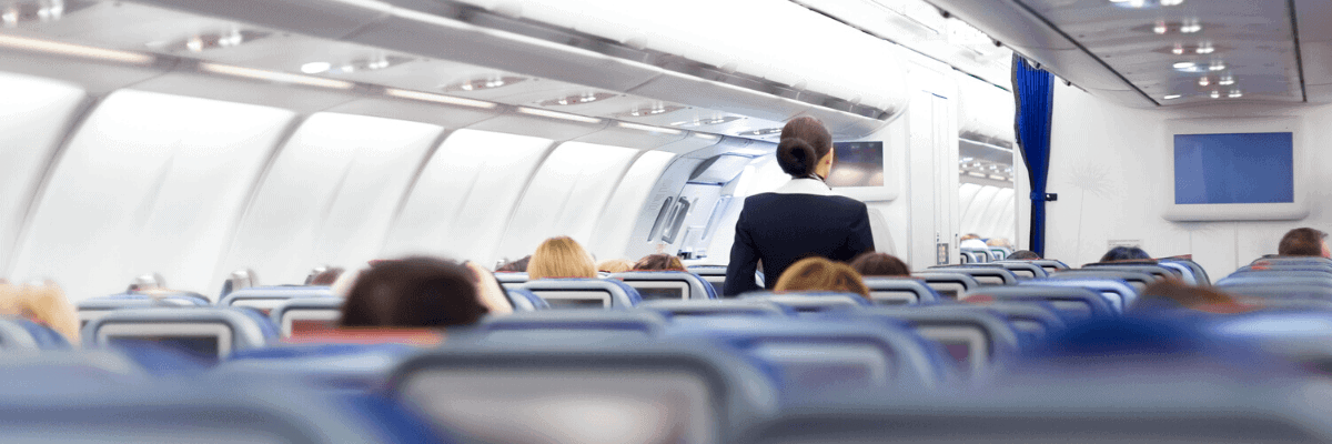 vliegkeuring cabin attendant